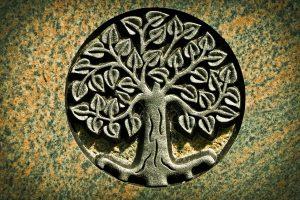 The Tree of Life, symbolic representation.